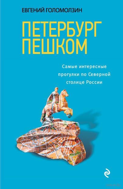 Петербург пешком. Е. Голомолзин