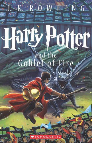 Harry Potter and the Goblet of Fire. Джоан  Роулинг