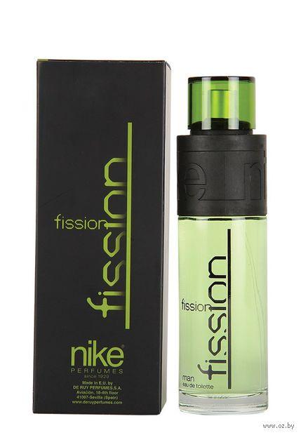 "Туалетная вода для мужчин ""Nike. Fission"" (100 мл)"