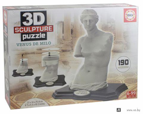 """3D пазл """"Венера Милосская"""" (190 элементов)"""