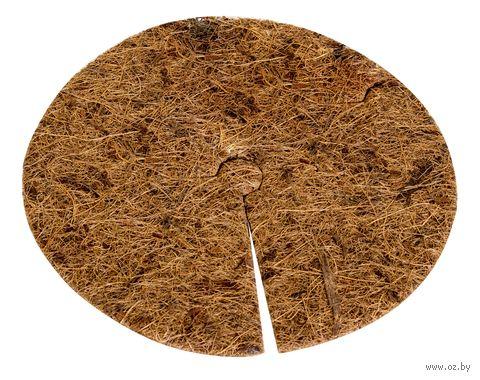Круг приствольный из кокосового волокна (19 cм) — фото, картинка