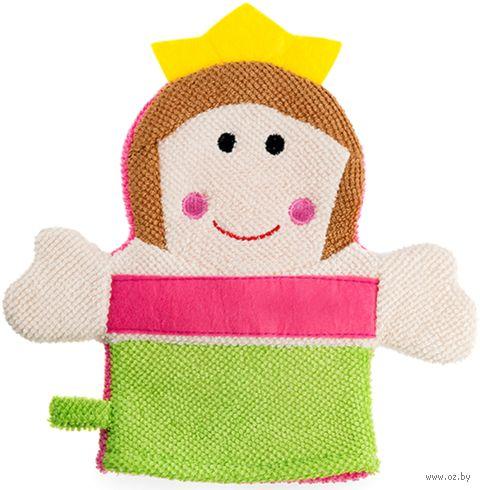 "Мочалка детская ""Принцесса"" — фото, картинка"