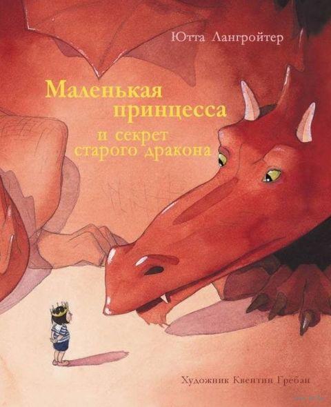 Маленькая принцесса и секрет старого дракона — фото, картинка