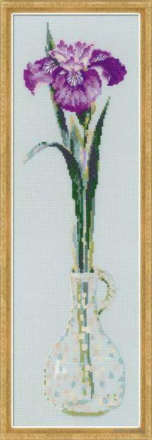 """Вышивка крестом """"Король цветов"""" (арт. 1374)"""
