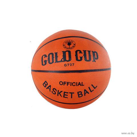 """Мяч баскетбольный """"Gold Cup"""" (арт. Т4606) — фото, картинка"""