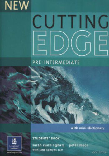 New Cutting Edge. Pre-intermediate. Student`s Book with Mini-Dictionary — фото, картинка