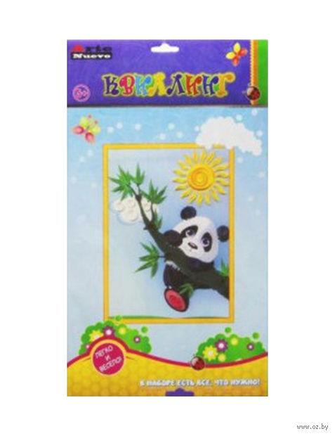 """Набор для квиллинга """"Панда"""""""