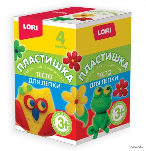 """Тесто для лепки """"Набор №14"""" (4 цвета) — фото, картинка"""