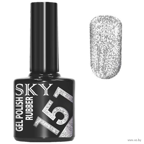 """Гель-лак для ногтей """"Sky"""" тон: 151 — фото, картинка"""