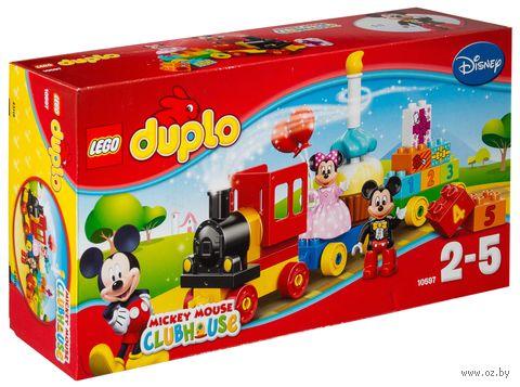 """LEGO Duplo """"День рождения с Микки и Минни"""""""
