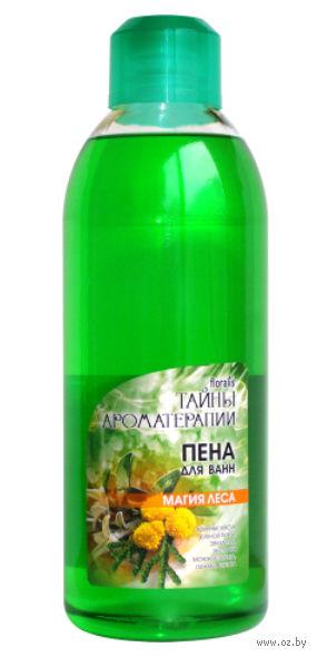 """Пена для ванн """"Магия леса"""" (1 л)"""