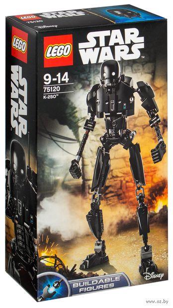 """LEGO Star Wars """"K-2SO"""""""