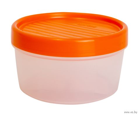 """Контейнер для хранения продуктов """"Vandi"""" (0,5 л; мандарин) — фото, картинка"""