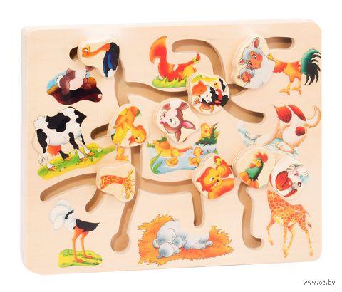 """Лабиринт """"Животные"""" — фото, картинка"""