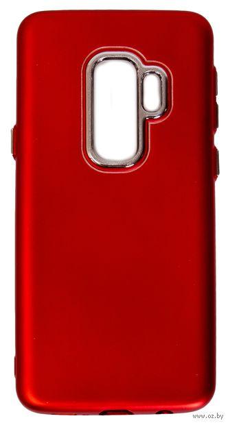 Чехол Biggo для Samsung S9 (красный) — фото, картинка