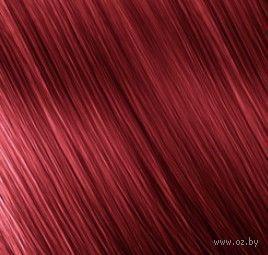 """Крем-краска для волос """"Nouvelle Hair Color"""" (тон: 6.66, насыщенный темно-красный русый)"""