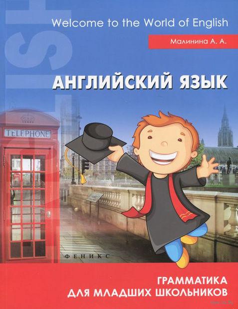 Английский язык. Грамматика для младших школьников. А. Малинина