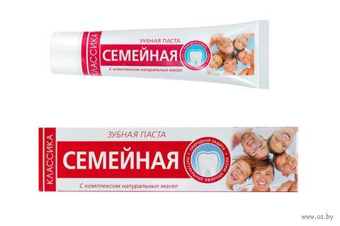 """Зубная паста """"Семейная"""" (150 мл)"""