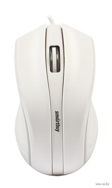 Проводная оптическая мышь Smartbuy ONE 338 (White)