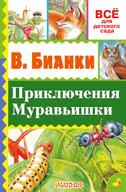 Приключения Муравьишки — фото, картинка