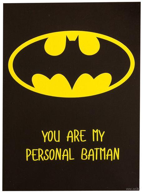 """Открытка """"Batman"""" (арт. 202) — фото, картинка"""