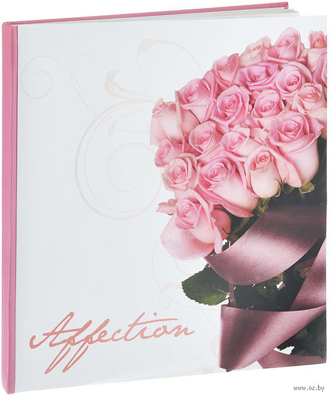"Фотоальбом ""Romantic Flower"" (арт. 27505 LM-SA10BB) — фото, картинка"