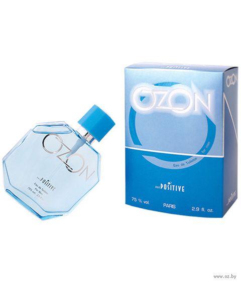 """Туалетная вода для мужчин """"Ozon"""" (85 мл) — фото, картинка"""