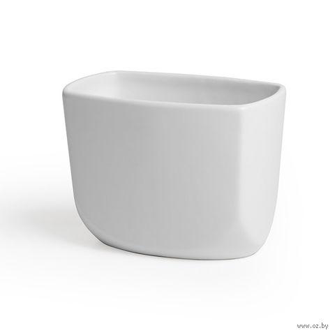 "Подставка для зубных щеток ""Corsa"" (белая) — фото, картинка"