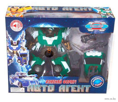 """Робот-трансформер """"АвтоАгент"""" (арт. Б55989)"""
