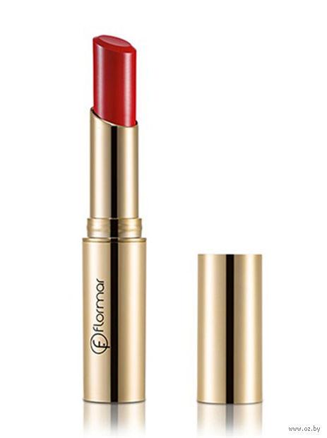 """Помада для губ """"Deluxe Cashmere Lipstick Stylo"""" (тон: 25, perfect crimson-matte) — фото, картинка"""