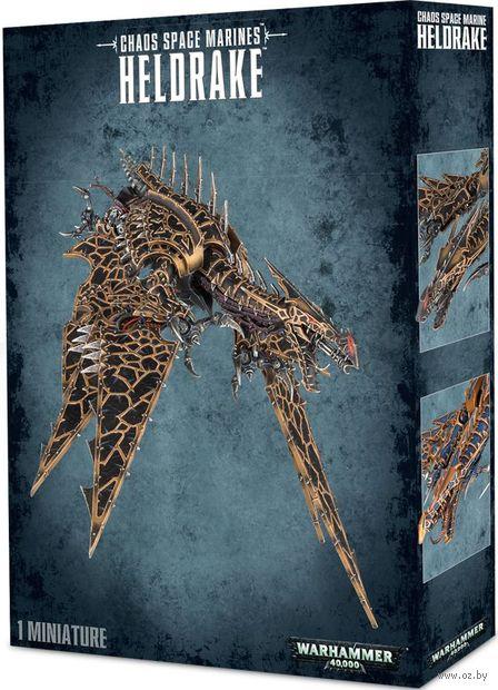Warhammer 40.000. Chaos Space Marine. Heldrake (43-15) — фото, картинка