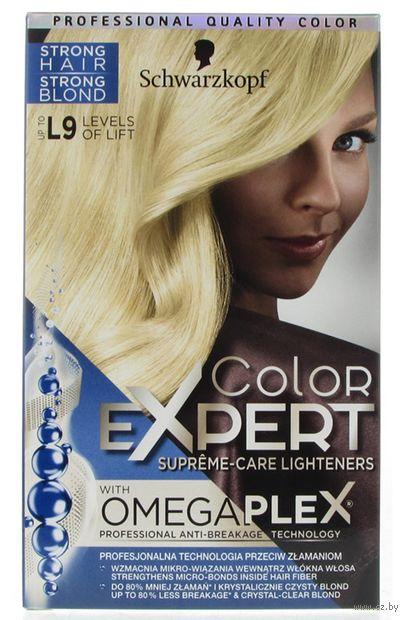 """Крем-осветлитель для волос """"Color Expert L9"""" (167 мл) — фото, картинка"""