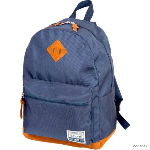 "Рюкзак ""Deerskin"" (синий) — фото, картинка"