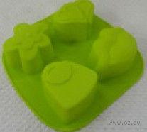 Форма для выпекания силиконовая (200х190 мм)