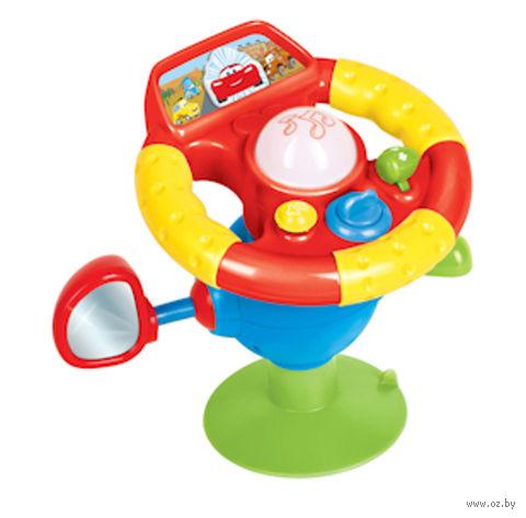 """Музыкальная игрушка """"Руль. Тачки"""""""