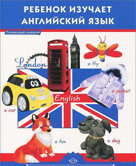 Ребенок изучает английский язык. Методическое пособие — фото, картинка