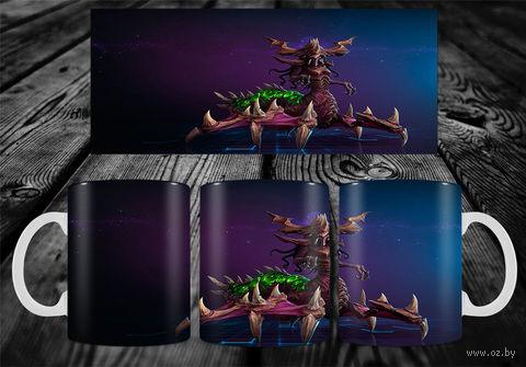 "Кружка ""StarCraft"" (арт. 5) — фото, картинка"