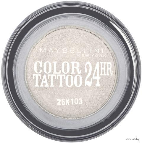 "Тени для век ""Color Tattoo 24 часа"" (тон: 45, белый)"