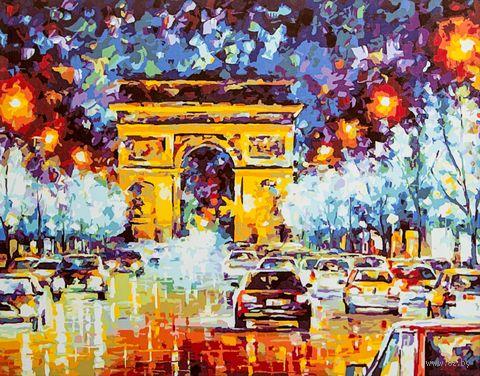 "Картина по номерам ""Триумфальная арка"" (400х500 мм)"