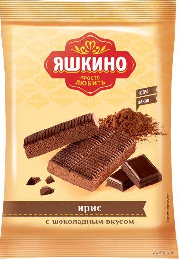 """Ирис """"Шоколадный"""" (140 г) — фото, картинка"""
