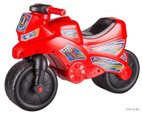 """Каталка """"Мотоцикл"""" (арт. М6788) — фото, картинка"""