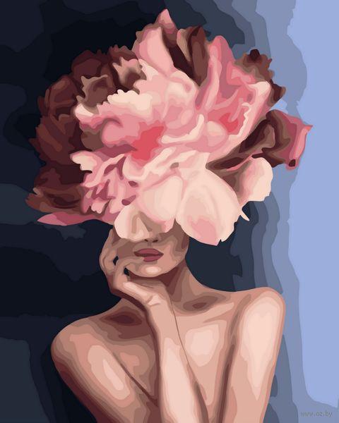 "Картина по номерам ""Мифология женской красоты. Храбрость"" (400х500 мм) — фото, картинка"