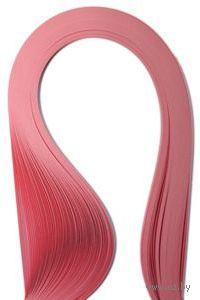 Бумага для квиллинга (300х3 мм; розовый; 100 шт)