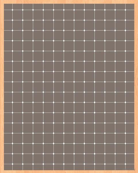 """Простыня хлопковая на резинке """"Classic"""" (90х200 см) — фото, картинка"""