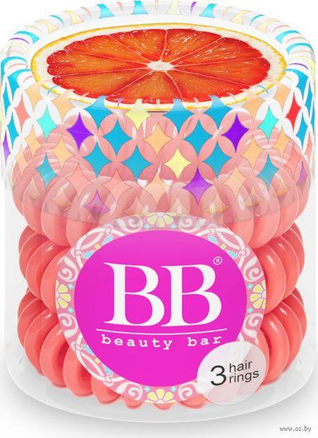 """Резинка для волос """"Beauty Bar"""" (3 шт, арт. 820060) — фото, картинка"""