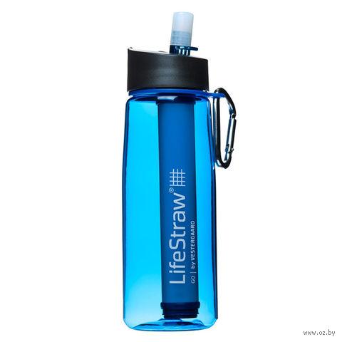 """Фильтр для воды """"LifeStraw Go"""" — фото, картинка"""