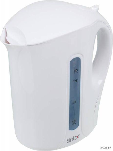 Электрочайник Sinbo SK 7315 (белый) — фото, картинка