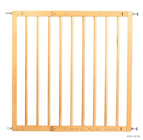 "Ворота безопасности ""Simple-Lock. Basic"" (дерево) — фото, картинка"