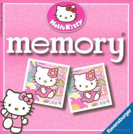 Мемори Hello Kitty (Мини) — фото, картинка