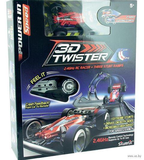 """Автомобиль на радиоуправлении """"Twister с рампой"""""""